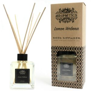 Lemon Verbena Essential Oil Reed Diffuser