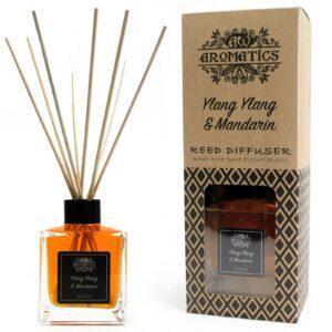 Ylang Ylang & Mandarin Essential Oil Reed Diffuser